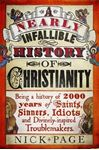 Picture of A Nearly Infallible History of Christianity