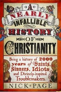 Picture of A Nearly Infallible History of Christian