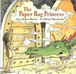 Picture of The paper bag princess