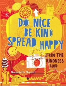 Picture of Do Nice, be kind, spread happy