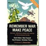 Picture of Remember War, Make Peace