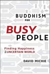 Picture of Buddhism for Busy People