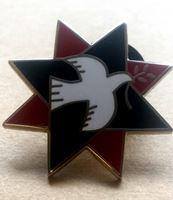 Picture of Quaker Star Enamel Badge
