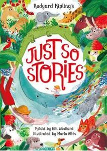 Picture of Rudyard Kipling's Just So Stories, Retol