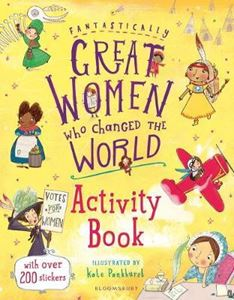 Picture of Fantastically Great Women who Changed the World Activity Book