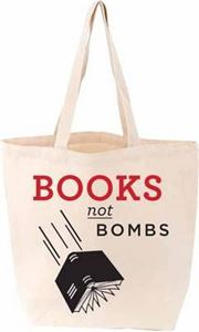 Picture of Books Not Bombs