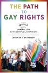 Picture of The path to gay rights: how activism and coming out changed public opinion