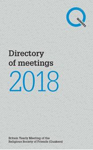 Picture of Directory of Meetings 2018