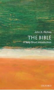 Picture of Bible, The : A Very Short Introduction