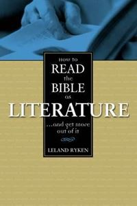 Picture of How to Read the Bible as Literature