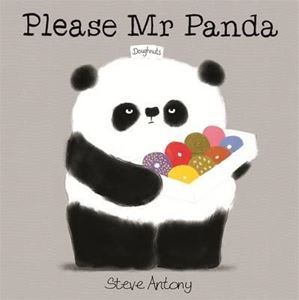 Picture of Please mr panda