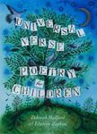 Picture of Universal Verse Poetry for Children
