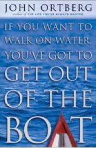 Picture of If You Want to Walk on Water, You'Ve Got to get out of the boat