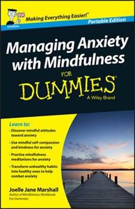 Picture of Managing Anxiety with Mindfulness For Dummies
