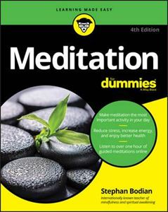 Picture of Meditation For Dummies