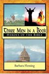 Picture of Three Men in a Book: Heroes of the Bible