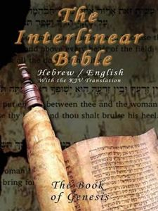 Picture of Interlinear Bible