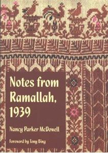 Picture of Notes from Ramallah, 1939