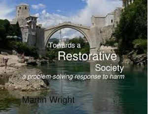 Picture of Towards a Restorative Society: a problem-solving response to harm