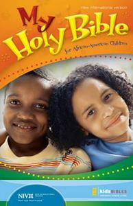 Picture of My Holy Bible for African-American Child