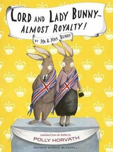 Picture of Lord and Lady Bunny - Almost Royalty!
