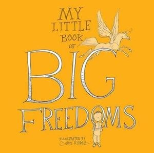 Picture of My Little Book of Big Freedoms