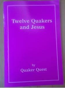 Picture of Twelve Quakers and Jesus