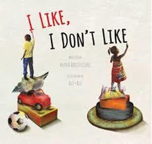 Picture of I like, I don't like