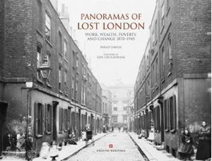 Picture of Panoramas of Lost London: Work, Wealth,