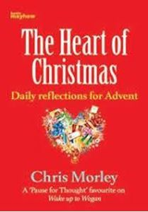 Picture of The Heart of Christmas: daily reflections for Advent