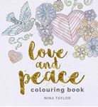 Picture of Love and Peace Colouring Book