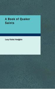 Picture of A Book of Quaker Saints