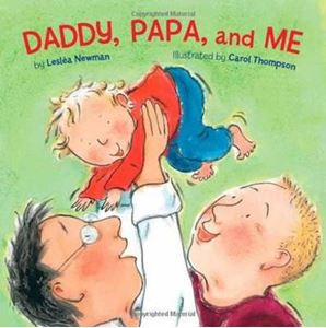 Picture of Daddy, Papa and Me