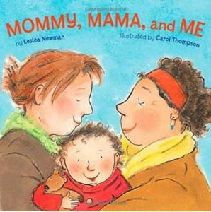 Picture of Mommy, Mama and Me
