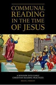 Picture of Communal Reading in the Time of Jesus