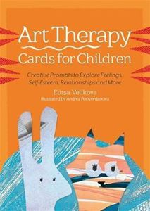 Picture of Art Therapy Cards for Children