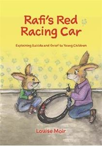 Picture of Rafi's Red Racing Car: Explaining suicide and grief to young children