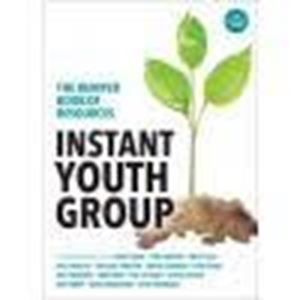 Picture of Instant Youth Group: The bumper book of resources