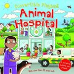 Picture of Convertible Playbook: Animal Hospital