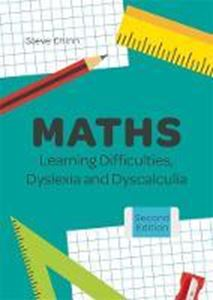 Picture of Maths Learning Difficulties, Dyslexia and Dyscalculia