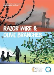 Picture of Razor Wire & Olive Branches