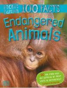 Picture of 100 Facts Endangered Animals Pocket Edit