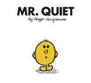 Picture of Mr. Quiet