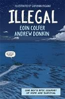 Picture of Illegal: A graphic novel telling one boy