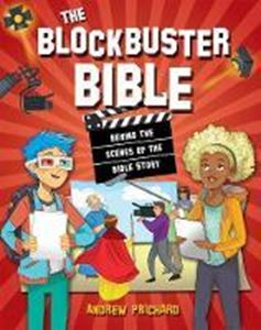 Picture of The Blockbuster Bible: Behind the scenes