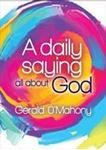 Picture of A Daily Saying All About God