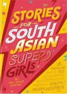 Picture of Stories for South Asian Supergirls